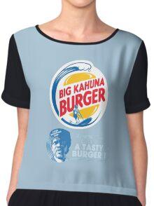 Pulp Fiction - Big Kahuna Burger Chiffon Top