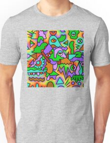Time Machine Paradox Unisex T-Shirt