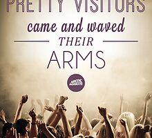 "Arctic Monkeys ""Pretty Visitors"" by Kenzie Cameron"