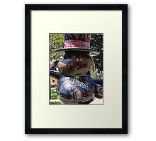 Groundhog Festivities Framed Print