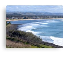 View from Lennox Head Canvas Print