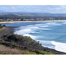 View from Lennox Head Photographic Print