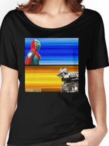 Ready Player One... FIGHT! Women's Relaxed Fit T-Shirt