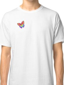 Mali's Psychedelic Butterfly Classic T-Shirt
