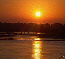 Urunga Sunrise 2 by John Catsoulis