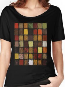 Palette of Spices Women's Relaxed Fit T-Shirt