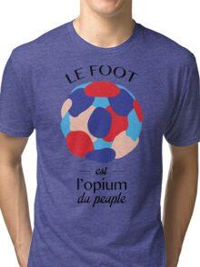 Marx & foot Tri-blend T-Shirt