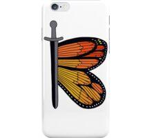 Alphabet of Desire: B (color) iPhone Case/Skin