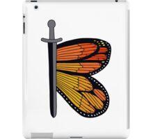 Alphabet of Desire: B (color) iPad Case/Skin