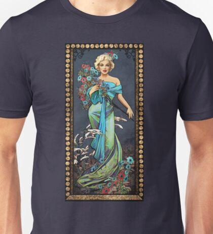 MM mucha like blue Unisex T-Shirt