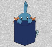Mudkip in my Pocket Kids Clothes
