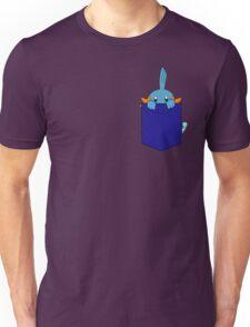 Mudkip in my Pocket Unisex T-Shirt