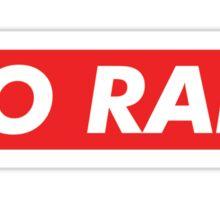 SO RAD Sticker