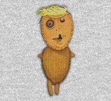 Orange Doll Kids Tee