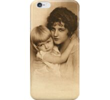Old pictures iPhone Case/Skin