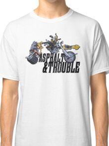Asphalt & Trouble - Light Classic T-Shirt