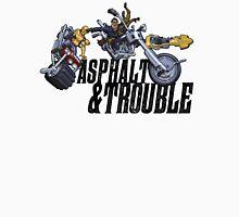 Asphalt & Trouble - Light Unisex T-Shirt