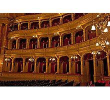 State Opera House Photographic Print