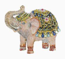Elephant Baby Tee