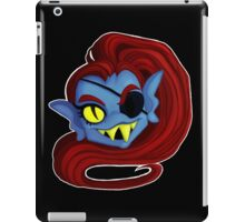 Undyne the Undying iPad Case/Skin