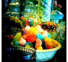 Colorful Candy by Nalinne Jones