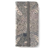 Study in black  iPhone Wallet/Case/Skin