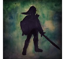 Legend of link Photographic Print