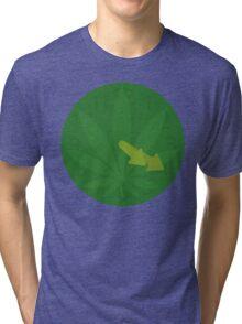 420 clock Tri-blend T-Shirt