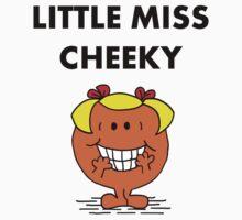 Miss Cheeky Kids Tee