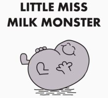 Miss Milk Monster Kids Tee