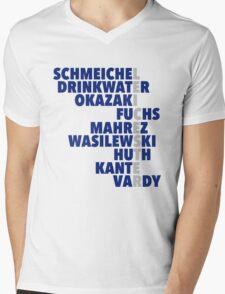 2015/16 Premier League Champions: Leicester player names T-Shirt
