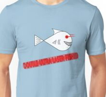 Double Ultra Laser Fish Unisex T-Shirt