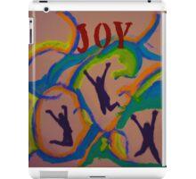 Joy-Again iPad Case/Skin