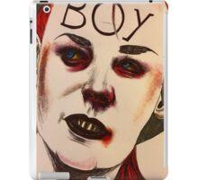 Boy George iPad Case/Skin