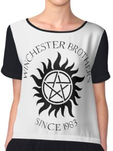 Winchester Brothers Chiffon Top