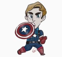 Captain America by toastwaboot