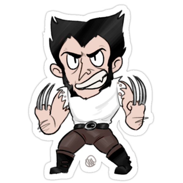 Wolverine by toastwaboot
