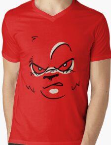 Usagi Yojimbo Face Mens V-Neck T-Shirt