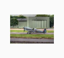 Supermarine Spitfire Mk LF XVIE TE311   Unisex T-Shirt