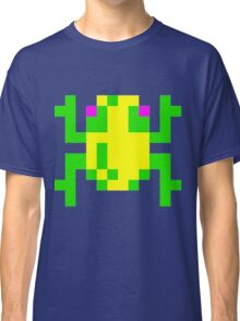 Frogger  Classic Arcade Game 80s Classic T-Shirt