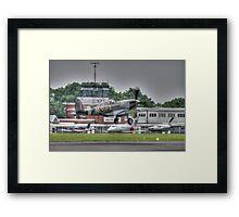 The Spirit of Kent Takeoff  Framed Print