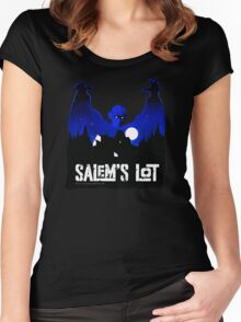 Salem's Lot Stephen King Women's Fitted Scoop T-Shirt