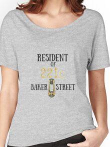 Resident of 221C Baker Street Women's Relaxed Fit T-Shirt