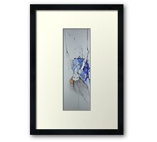 In My Daydreams I Escape From Here Framed Print