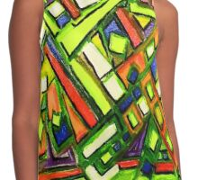 Uptown Oakland Designs By Octavious Sage  Contrast Tank