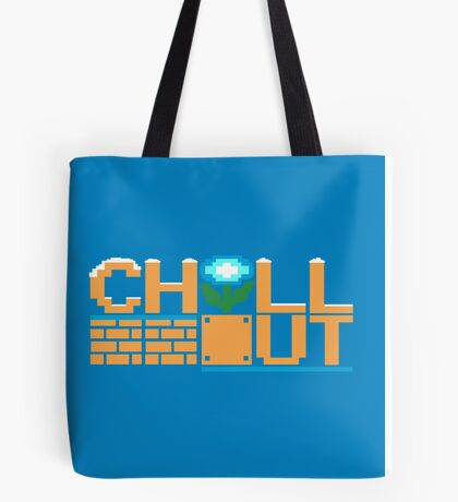Chill Out (pillow) Tote Bag
