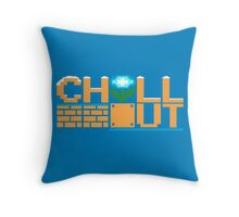 Chill Out (pillow) Throw Pillow