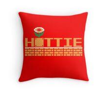Hottie (pillow) Throw Pillow