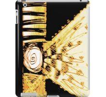 frequency solar 3 iPad Case/Skin
