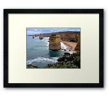 Great Ocean Road 3 Framed Print